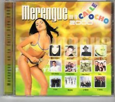 (GK745) Merengue En La Calle Ocho 2000 - 2000 CD