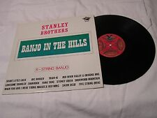 The Stanley Brothers LP-BANJO IN THE HILLS