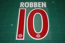 Bayern Munich 07/08 #10 Robben Awaykit Nameset Printing