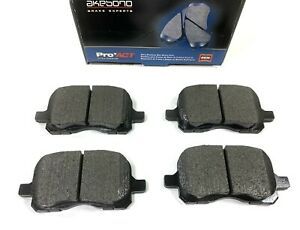 NEW AKEBONO Premium Front Ceramic Brake Pads For 1998-2002 Toyota Corolla Prizm