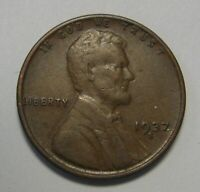 1937-S Lincoln Wheat Cent in Average Circulated Condition Priced Right FREE S&H