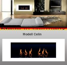 Fireplace Celin-White for Gel or Ethanol / Made in Germany / fire place etanol