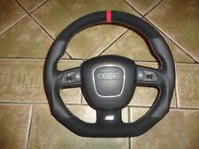 Audi  A3 A4 A5 A6 A7 A8  Lederlenkrad + Airbag  ALCANTARA  MULTIFUNKTIONSTASTEN
