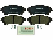For 2018 Lexus GS300 Brake Pad Set Rear Bosch 88652YQ QuietCast Ceramic Pads