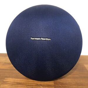 HARMAN KARDON ONYX STUDIO 3 PORTABLE BLUETOOTH SPEAKER STEREO BLUE