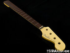 * Fender American Standard FRETLESS Jazz BASS NECK J Guitar Parts Rosewood #309
