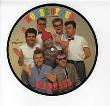 Vinyl 7 inch Picture disc, MADNESS, House of fun, PBUY146 (1982)