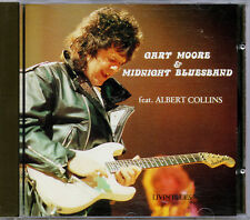 Gary Moore & Midnight Blues Band 'Livin Blues' Montreux 1990 Concert CD MMR-CD