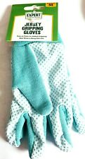 Jersey Gripping Gloves Women's Medium Teal