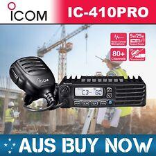 EXPRESS ICOM IC-410PRO 80 CHANNEL UHF CB TWO WAY RADIO IC 410 PRO IC410PRO