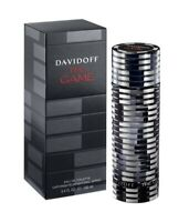 The Game Cologne by Davidoff for Men 3.4 oz EDT Spray for Men NEW