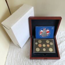 2004 UK 10 COIN EXECUTIVE PROOF COLLECTION - complete