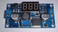 Step Down Adjustable Power Supply Module + display 1 button 1.5V-35V  UK Seller