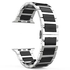 iWatch Replacement Stainless Steel Strap Link Bracelet Band for Apple Watch 42mm