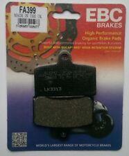 APRILIA RS4 50 (AJP / 2011 a 2014) EBC Organic Pastillas de freno frontales