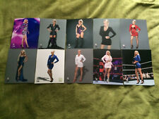 More details for wwe lana cj perry 8x10 pictures lot