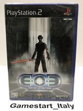 EOE EVE OF EXTINCTION - PS2 - VIDEOGIOCO NUOVO SIGILLATO NEW SEALED PAL VERSION
