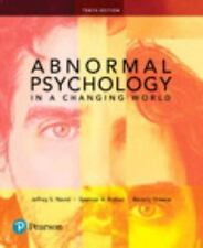 Abnormal Psychology in a Changing World (10th Edition) - ETEXT