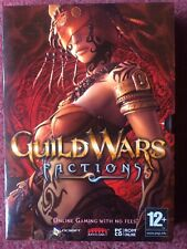 GUILD WARS FACTIONS COMPLETE GAME PC-DVD
