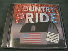 NEW Country Pride [Sony] by Various Artists (CD, Feb-1999) - New Sealed