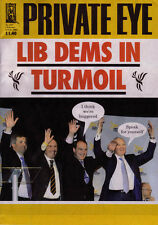 PRIVATE EYE 1151 - 3 - 16 Feb 2006 - Huhne Oaten Hughes Campbell - LIB DEMS IN