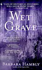 Wet Grave by Barbara Hambly (Benjamin January) (2003, Paperback) FF2473