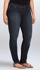 NWT $74 Torrid Premium Stretch Luxe Skinny Jeans Dark Wash 14R NEW!