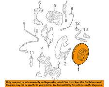 BMW OEM 00-03 M5 Front Brake-Disc Rotor 34112229527
