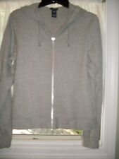 Gap Stretch zip front hoodie jacket size L