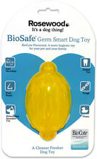 Rosewood Biosafe Lemon Germ Smart Dog Toy Antibacterial Hygienic