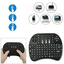 More details for i8 wireless mini keyboard touchpad for  pc games  android  smart tv box 3