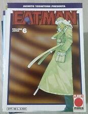 EAT-MAN N.6 PLANET MANGA BUONO PANINI COMICS SPED GRATIS SU + ACQUISTI!!! EATMAN