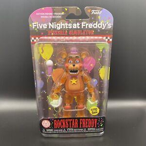 Five Nights At Freddys FNAF Funko Pizzeria Simulator Rockstar Freddy Figure New