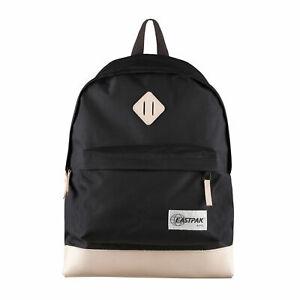 A.P.C x EASTPAK Lzz Noir Classic Backpack #EK950 24L Volume NWT