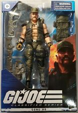 HASBRO * GUNG HO * G.I. JOE CLASSIFIED SERIES ACTION FIGURE NIB FREE SHIPPING!