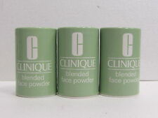 Clinique Blended Face Powder 08 Transparency Neutral Lot of 3 x 0.15 oz