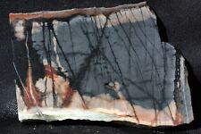 S70  ~ 4.3oz  Slab Picasso Marble - Super Designs!