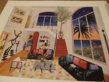 """"""" Interior with Three Matisse""""by Ledan Fanch  Published by Park West"""