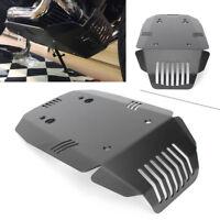 Engine Guard Skid Plate Protector for BMW R Nine T & Scrambler 2013-17 Black New