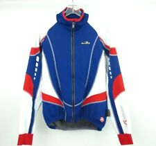 BIEMME Aktivitude Full Zip Wind Stopper Cycling Jersey Jacket Men's Size Large