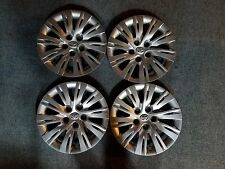 """1 Set of 4 New 2012 2013 2014 Toyota Camry 16"""" Hubcaps Wheel Covers 61163"""