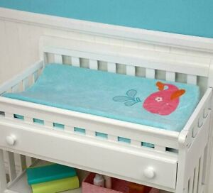 Sea Collection Contoured Changing Pad Cover by Carter's