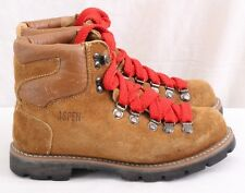 Robinson's Aspen Brown Suede Ankle Mountaineering Boots Men's U.S. 6.5