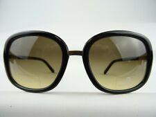 Schwarze Damen Sonnenbrille RODENSTOCK schwarz große Gläser hochwertig Gr. L