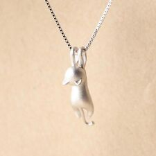 MUC Pendant Small animal Cat Necklace Female models very cheap when you like