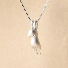 Best Choice Pendant Small animal Cat Necklace Female models Pendant Anniversary