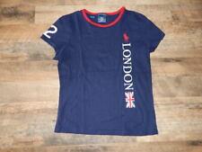 Official 2012 Team USA London Olympics Ralph Lauren Women's Large Polo Shirt