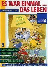 Es war einmal... Das Leben DVD 05 von Albert Barillé | DVD | Zustand gut