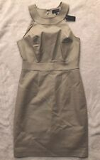 NWT The Limited Beige dress Size 0