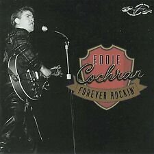 Eddie Cochran - Forever Rockin' (2-CD set ) ***RARE/OUT OF PRINT***